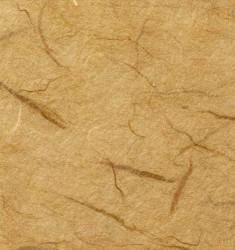 Strohseidepapier Sand
