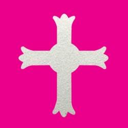 Motivlocher Kreuz 2,5 cm