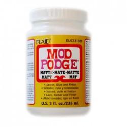 Mod Podge ist der ultimative Serviettenkleber, -lack und Finish in einem Produkt vereint.