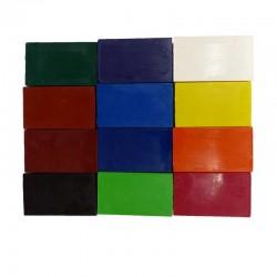 Encaustic Wachsfarben Sortiment mit 12 brillanten Encaustic Wachsfarben. Ein tolles Geschenk für alle, die Encaustic lieben.