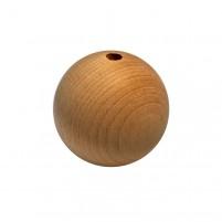 Rohholzkugeln 60 mm, 1 Stk