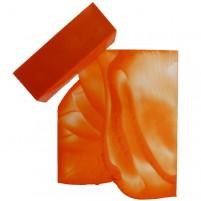 300-Unsere Encaustic Künstler Wachsfarbe Cadmiunorange ist ein sattes, warmes Orange, das sich ausgezeichnet für Landschaften und Sonnenauf- bzw. Untergänge eignet.