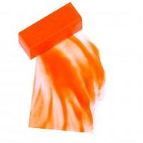 """Knalliges Neon Orange, handgemachte Wachsfarbe  """"MADE IN GERMANY"""" für Encaustic Painting"""