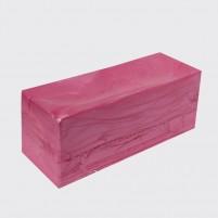 Unsere neuen Encaustic Perlmuttfarben Wachsfarben mit herrlichem Perlmuttschimmer. Hier ist die Encaustic Perlmutt Wachsfarbe Pink