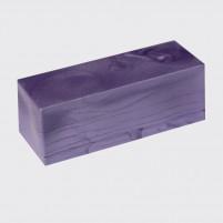 """Encaustic Perlmuttfarbe Violett, handgemachte Wachsfarbe  """"MADE IN GERMANY"""" für Encaustic Painting. Perlmutt Violett auf weißen und schwarzen Malkarten gleichermaßen super!"""