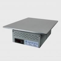 Große Encaustic Malplatte für Formate bis DIN A3! Mikroprozessorgesteuerte, stufenlose Temperaturregelung bis 200°C Heizleistung. Das ist professionelles Zubehör für Encaustic Künstler.