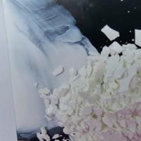 Encaustic Farbpigment Weiß - Additiv zum Mischen. Hochintensives Pigment zum selber Herstellen von Encaustic Wachsfarben.