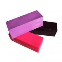 Tolles Sortiment Encaustic Wachsfarben mit 3 aufeinander abgestimmten Arben der Violett-Rosa-Gruppe. Rotviolett, Purpurrosa und Neonpink, schöne Encaustic Farben für Ihr Encaustic Painting.