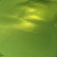 Mit der Zauberfolie Glitzersternchen Kiwigrün  für Encaustic sind super schöne Effekte im Encaustic Bild möglich