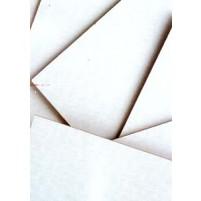 HDF Malplatten mit schöner Leinwandstruktur für Ihr anspruchsvolles Encaustic Gemälde.