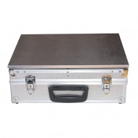 Encaustic Malplatte 30 x 40 cm im Koffer