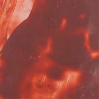 Encaustic Wachsfarbe - Wachsblock klein, Rotbraun, 1 Stk,
