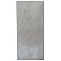 Ziersticker Linien 0,5 mm, silber