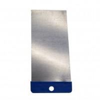 Metallspachtel mittlere Größe für Encaustic-Paletta-Technik. 1 Spachtel 50 mm breit.