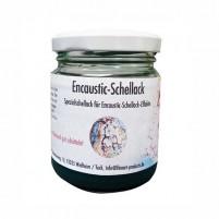 Encaustic Schellack in schönem, satten Grün für fantastische Schellack Strukturen in Ihrem Encaustic Bild.
